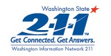 Washington 211 logo