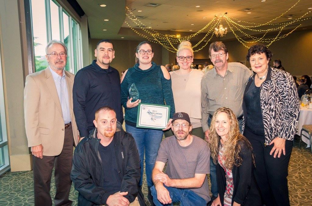 2017 award recipients and nominators